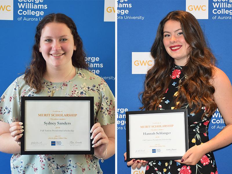 2021 Presidential Scholarship Recipients