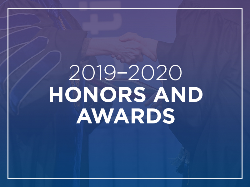 GWC congratulates 2019-2020 student honors and awards recipients