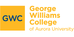 George Williams College of Aurora University Logo